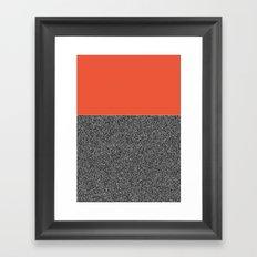 pattern, texture, mixed media, patterns,  Framed Art Print