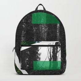Modern Forest Backpack