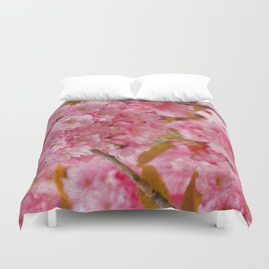 Cherry blossom #4 Duvet Cover
