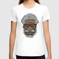 saxophone T-shirts featuring Sonny Rollins Saxophone Colossus  by Adam Metzner