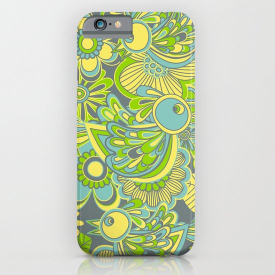 Welcome birds to...green iPhone & iPod Case