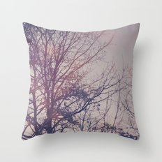 All the pretty lights (3) Throw Pillow