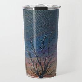 Winter Dawn Travel Mug