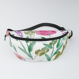 Country Bouquet Fanny Pack