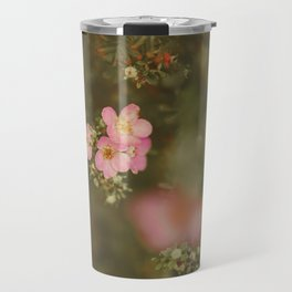flower photography by Elina Bernpaintner Travel Mug