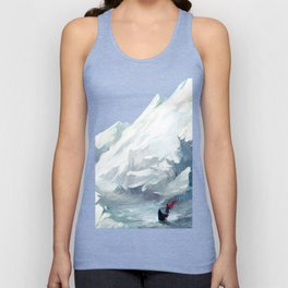 Adventure with you Unisex Tank Top
