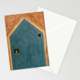 constructo visual 6 Stationery Cards