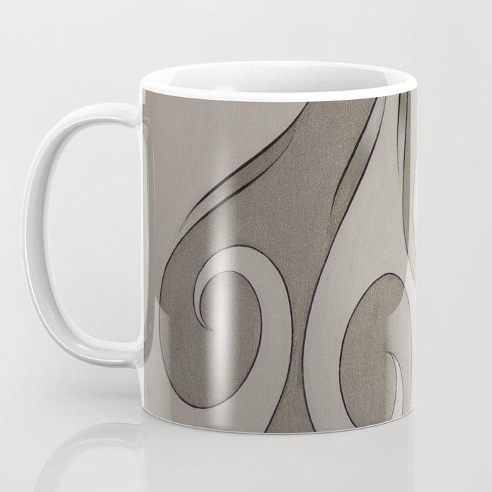 Swirl Lake, No. 4 Coffee Mug