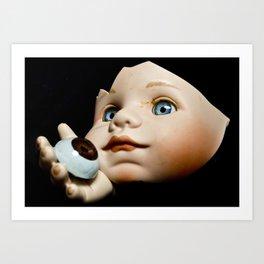 Doll 14 Art Print