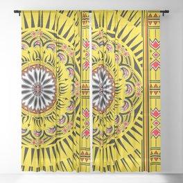 Sun Bear Sheer Curtain