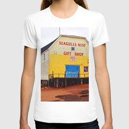 Seagulls Nest in North-Rustico PEI T-shirt