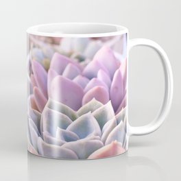 PASTEL SUCCULENTS Coffee Mug