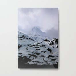 Majesty of the Mountain Metal Print