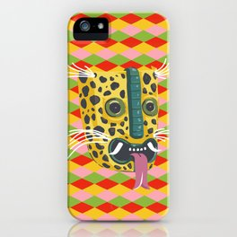 Mexican Leopard iPhone Case