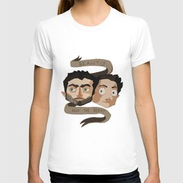 The Beauty and the Beast [Sterek] T-shirt