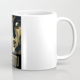 Nosferatu, Vintage Horror Movie Poster Coffee Mug