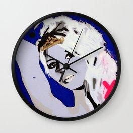 Brigitte Bardott Wall Clock