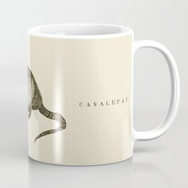 Armadillo power Coffee Mug