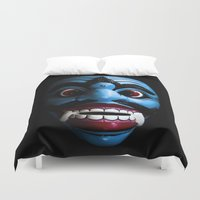 bali Duvet Covers featuring Bali mask by VanessaGF
