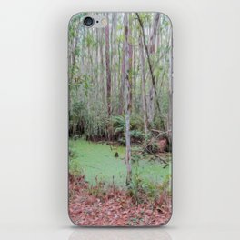 Submerge Your Worries iPhone Skin