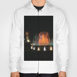 Barcelona Fountain Hoody