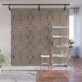 Rites of Spring Ornate Pattern Wall Mural
