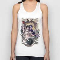 will graham Tank Tops featuring Designing Will Graham by tumblebuggie