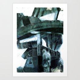 Alienation Art Print