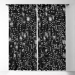Suits You BLACK Blackout Curtain
