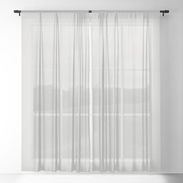Rice White Solid Color Pairs with Sherwin Williams Mantra 2020 Forecast colors Spatial White SW6259 Sheer Curtain