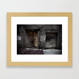 A1553 Framed Art Print