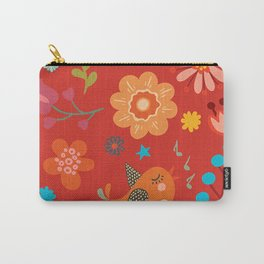A Summer Song Carry-All Pouch