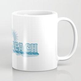 Wells Beach. Coffee Mug