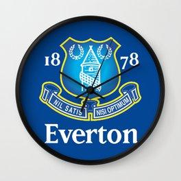 Everton F.C. Wall Clock