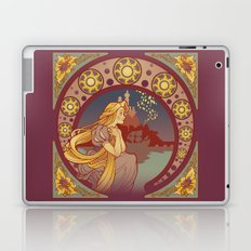 Raiponce Laptop & iPad Skin