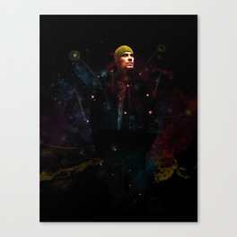 Into The Unknown. Canvas Print