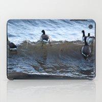 ducks iPad Cases featuring Ducks by Alex Dodds