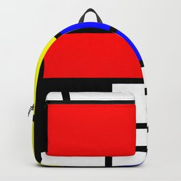 Mondrianista Backpack