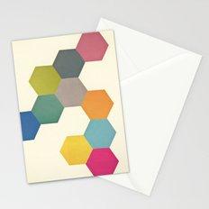 Honeycomb I Stationery Cards