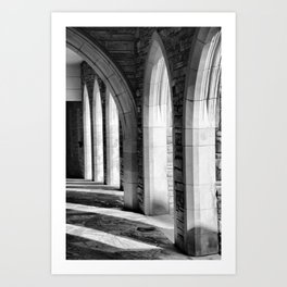The Arches Art Print
