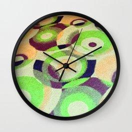Ovoid II Wall Clock