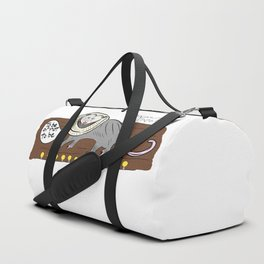 Opossum Theatre Duffle Bag