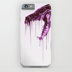 Painted Skull Purple iPhone 6s Slim Case