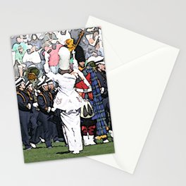 And now taking the field... Stationery Cards