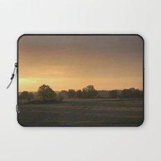 Sunrise in August Laptop Sleeve