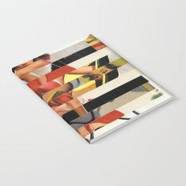 Glitch Pin-Up Redux: Lindsey Notebook