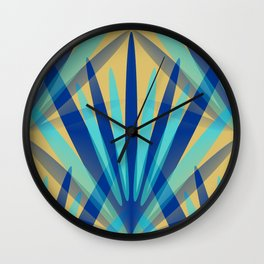 East of the River Nile Wall Clock