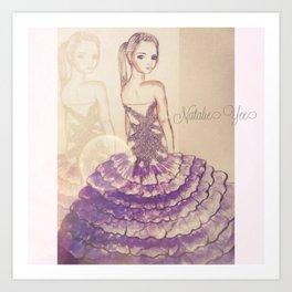 Annabelle Art Print
