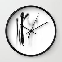 frank Wall Clocks featuring Frank... by Bob Daalder