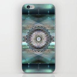 Oysterraza al Mar iPhone Skin